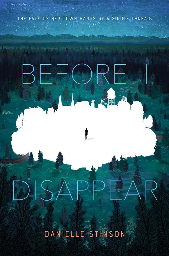 BEFORE I DISAPPEAR cover